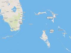 Disney Cruise Line Map on